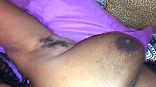 Aunty hairy armpits