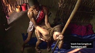 Aika Visits An African Tribe And Gets Fucked JAV. Watch The Full Video At: www.Bit.do/HDJav
