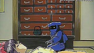 La pervertida chica azul video 5 - HentaiPorno.xxx