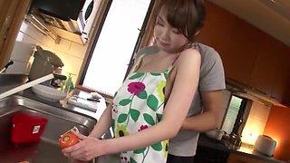 Amazing Japanese chick in Crazy Small Tits, Girlfriend JAV scene