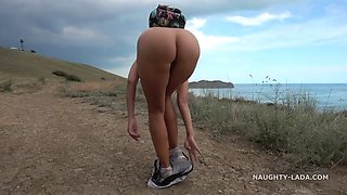 the naked hike