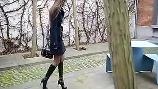 Horny High Heels sex clip