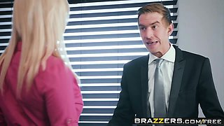 Brazzers - Big Tits at Work -  Not Safe For W