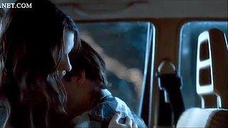 Kat Dennings Sex On a Backseat Of a Car