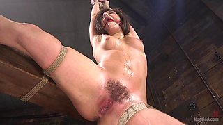 Abella's Most Brutal Scene to Date!