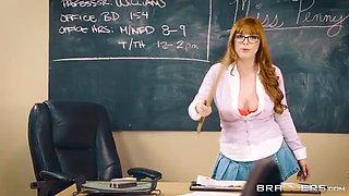 Brazzers - Penny Pax - Big Tits At School