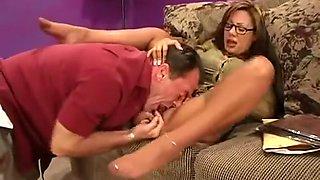 Foot Seduction - Randy & Demi