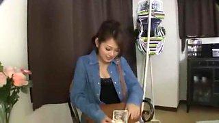 Hottest Japanese chick Kurumi Ohashi, Aozora Konatsu in Crazy JAV clip