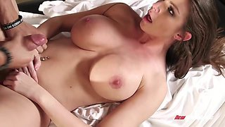 Busty Brooklyn Chase Fucking Step Brother