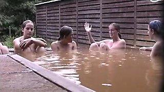 Crazy Japan, Bath Video Full Version