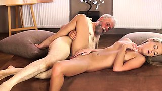 Blonde mother playmate's daughter threesome Sexual geography