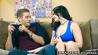 Brazzers - Hot And Mean - Sharing the Siblings Part 1 scene starring Lyra Law