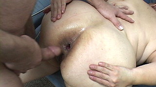 Mexican Granny Maid Gets Anal Abused