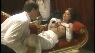 Pornstar Tera Patrick Swallows A Big Load Of Cum