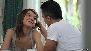Horny pornstar in Hottest Blowjob, Brunette xxx movie