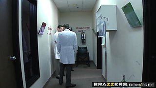 Brazzers - Doctor Adventures - Naughty Nurses scene starring Krissy Lynn and Erik Everhard