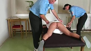 Disobedient whore is having unforgettable fun
