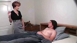 Mom &amp son