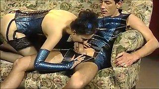 Fabulous pornstars Dora Venter and Patricia Diamond in exotic anal, cumshots porn video