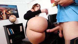 April Dawn In My Busty Secretary