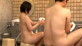 Exotic Japanese model Rui Hazuki, Kotomi Tsukino, Anri Kawai in Fabulous Small Tits, 69 JAV clip