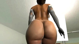 Big ass 3D wife banged by strong BBC