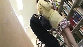 Japanese Students Teens Fucked In Library By Old Men