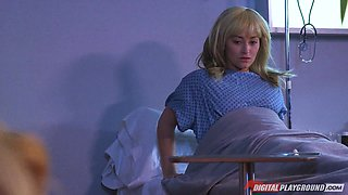 She Offered Him A Special Treatment @ Kill Bill: A Xxx Parody