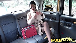 Fake Taxi Tattoos big juicy tits and gorgeous long legs