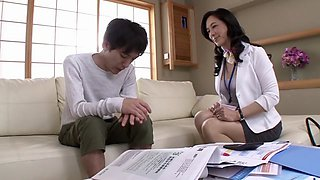 Horny Japanese whore in Incredible Fetish, HD JAV scene