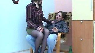 Pantyhose fuck 3