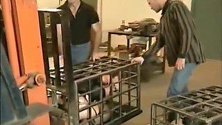 caged bondage