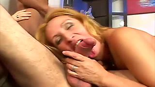 Mature Bitch Fucked By A Couple Of Bisexual Guys