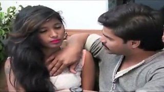 Hot Indian Teen Kissing