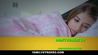 Alyce Anderson in Stepdads Side of the Bed - FamilyStrokes