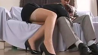 Hottest Japanese model Yui Kazuki in Best Secretary, Big Tits JAV movie