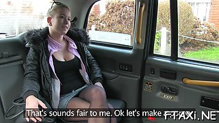 wild sex inside the fake taxi only clip