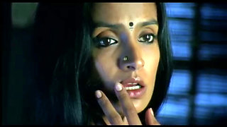 Suchitra Pillai Seduces Herself   Karkash   Married Woman Romance