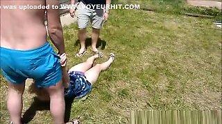 Look under her skirt drunk girl