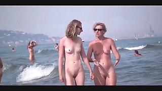public beach paradise