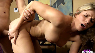 Cory Chase in Mother Son Sex (Alien Observation)