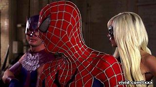 Avengers XXX 2: An Axel Braun Parody - Vivid