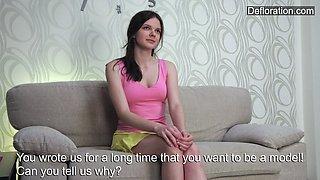 Aurore confirms virginity via casting