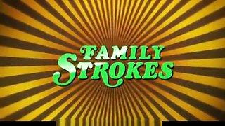Family strokes naughty teens blackmail milf