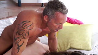 Marcus London Enjoys the Fountain of Youth of Electra Rose