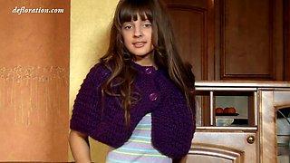 Tight pussy teen Marusya Mechta