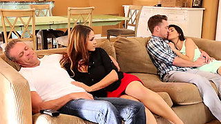 A milf and czech family Share With Your Mommy