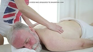 the young masseuse and the old man (part1.)