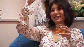 Amazing Japanese chick Azumi Harusaki in Best Gangbang, Dildos/Toys JAV movie