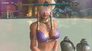 3d big tits mmorpg hot blonde